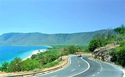 The gorgeous drive from Cairns to Port Douglas