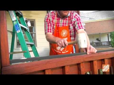 Screen Tight's Mini Track Porch Screening System Installation Video - YouTube