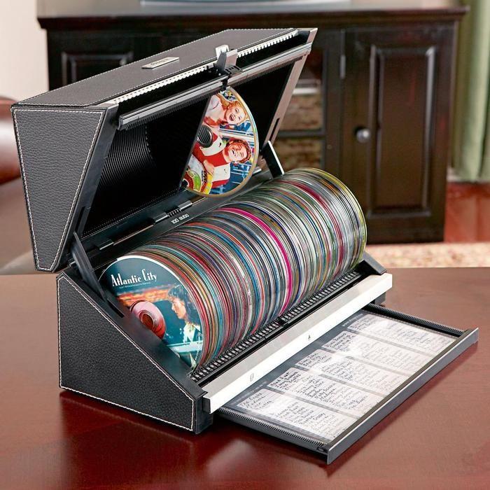 DVD Compact Storage