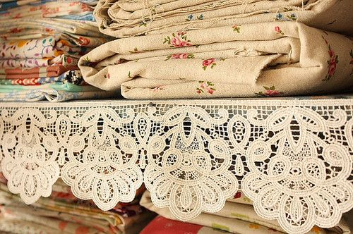myquietrestingplace:   new shelf border for my craft cabinet by cottonblue on Flickr.