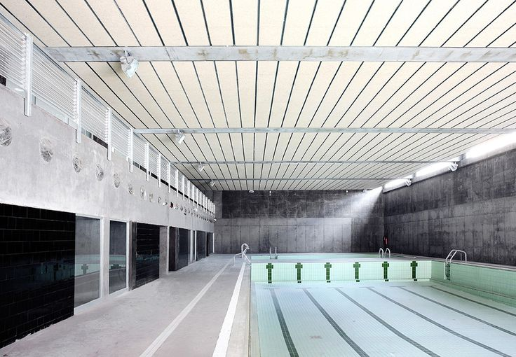 Gallery - Sports Center and Indoor Pool / Alday Jover Arquitectura y Paisaje - 3