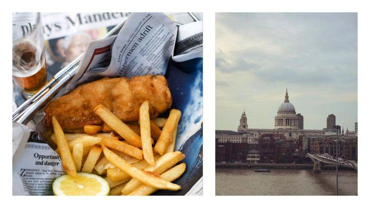 Ja, what else? De Britse hoofdstad staat bekend om zijn fish & chips. De crispy textuur en de vettige smaak zorgen ervoor dat dit recept misschien niet voldoende is voor vier personen… fish & chips hoofdgerecht   4 personen 2 l zonnebloemolie voor het frituren 1½ kg vastkokende aardappels 120 g bloem + extra 225 … (Lees verder…)