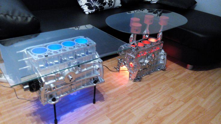 2x Engine Tables of car Škoda Favorit ( 1289 ccm - OHC)