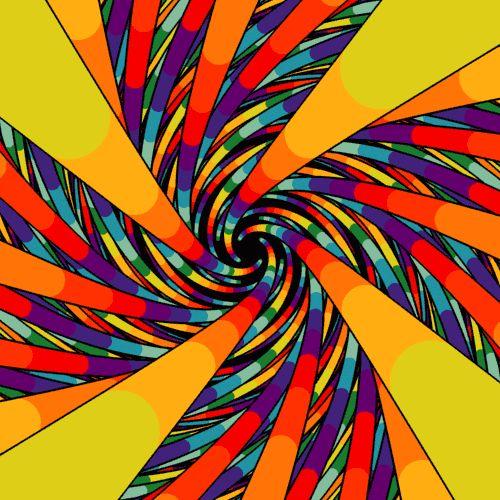 Les gif hypnotiques de Davidope gif hypnotique 007