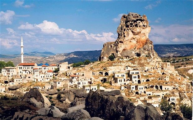 Cappodocia, Turkey: rise above the fray in the land of fairy chimneys