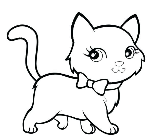 - Cute Kitten Coloring Pages Idea Cat Coloring Book, Kittens Coloring, Cat  Coloring Page
