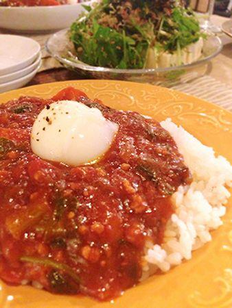 おいしすぎる夏のトマトカレーのレシピ