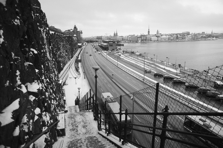 stockholm: Place I D