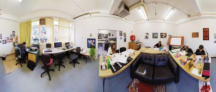 The Illustration Studio