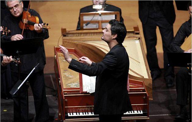 Το Μέγαρο Μουσικής ετοίμασε ένα κατανυκτικό πρόγραμμα με έργα υψηλής μουσικής έμπνευσης που αξίζει να παρακολουθήσουμε