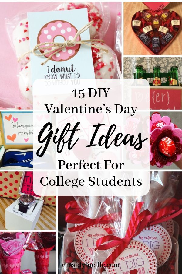 15 Diy Valentine S Day Gift Ideas That Will Cover Everyone On Your List Diy Valentine S Gifts For Friends Homemade Valentines Gift Friend Valentine Gifts