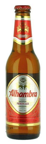 Beers of Europe   Alhambra 330ml