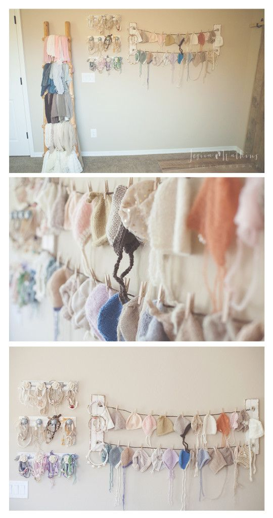 Studio Tour | Jesica Watkins Photography | Newborn Photography