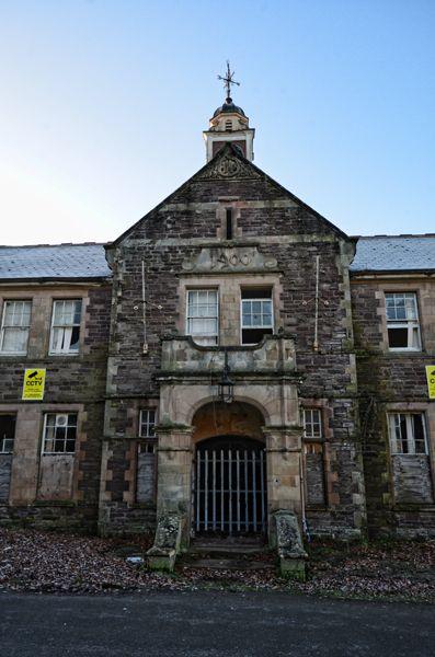 Talgarth Mental Hospital - Jan 2017