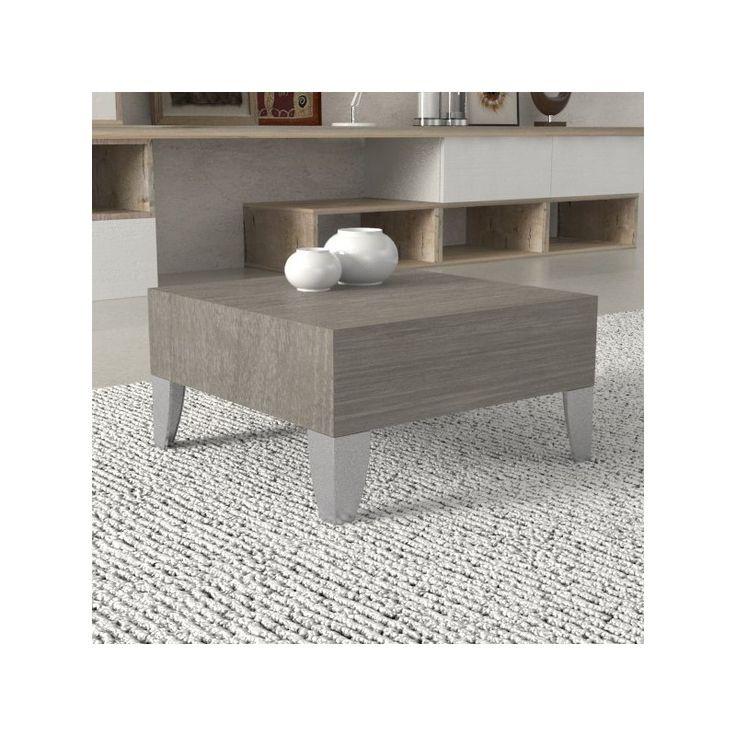 Tavolino basso - Tavolini Milton 50x50 cm nel 2020 ...