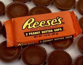 Les Reese's Cups au beurre de cacahuètes - J'ai goûté pour vous!