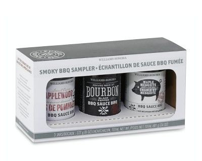 Williams-Sonoma Smoky BBQ Sauce Gift Set #williamssonoma