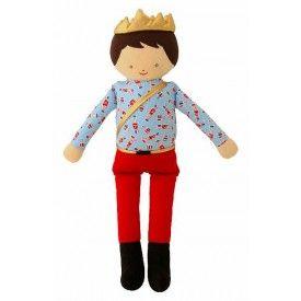 Alimrose Designs Prince Doll - Soldier Print