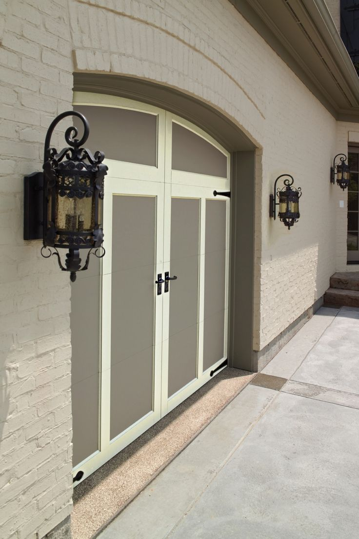 139 Best Carriage House Garage Doors Images On Pinterest