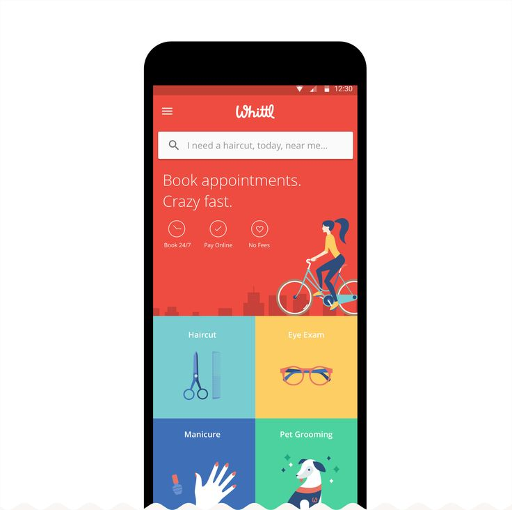 Heco provided UX and visual design for Whittl's Android and iOS apps, and website.