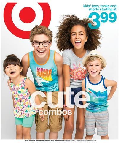 Target Weekly Ad May 22 - May 28 2016 Deals