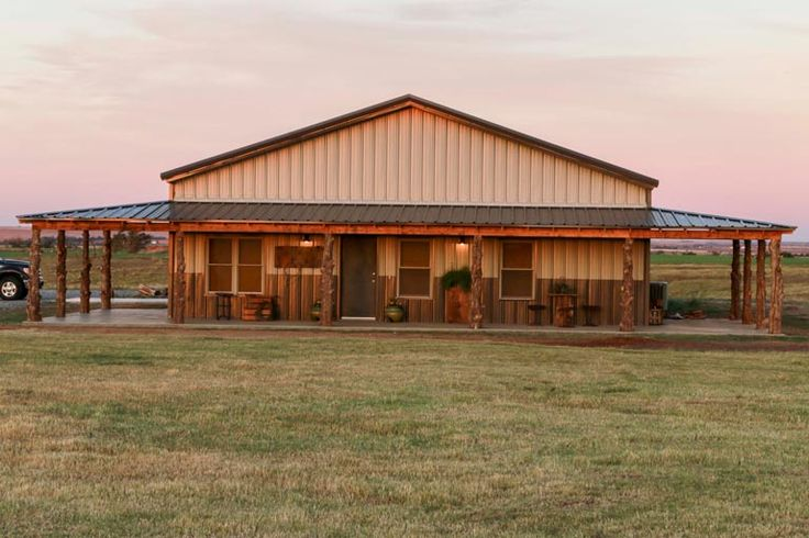 17 best ideas about metal building homes on pinterest for Steel barn homes