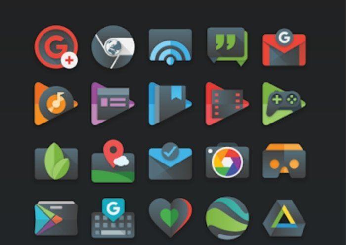 Cómo Cambiar Los Iconos En Android Gaming Logos Logos Nintendo 64