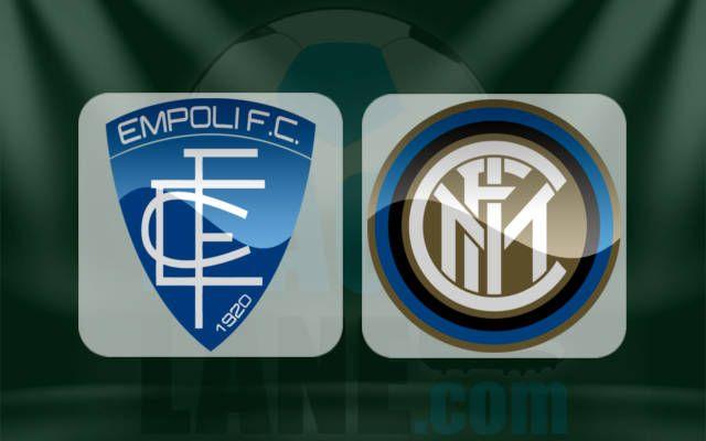 Prediksi Empoli vs Inter Milan 22 September 2016. Inter Milan akan bertandang ke markas tim peringkat 17 Empoli pada giornata 5 Serie A 2016/17, Kamis (22/9) 01:45 WIB.  #PrediksiSpbo #BeritaSerieA #BeritaLigaItalia #LigaItalia #SerieA #Empoli #InterMilan