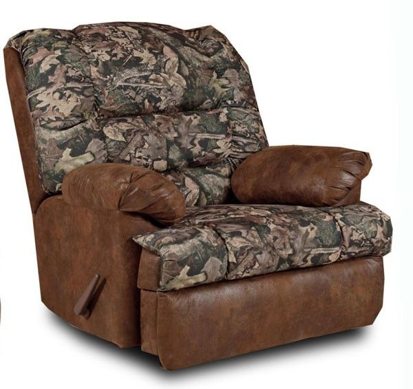 22 Best Camouflage Recliner Images On Pinterest