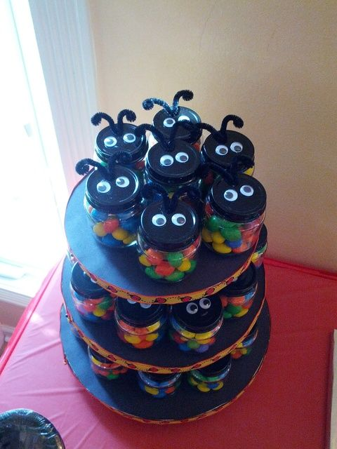 Photo 19 of 35: Birthday Ladybug Birthday | Catch My Party