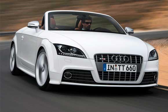 Conheca Os Dados Tecnicos Do Audi Tts Roadster 2 0 Tfsi Quattro