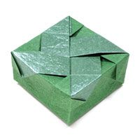 many different kinds of boxes from origami-make.com