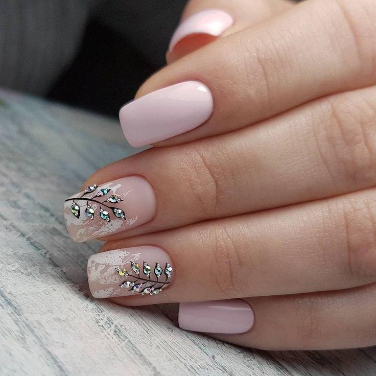 "467 Likes, 1 Comments - Ногти | Маникюр | Nails (@dizajn_nogtej) on Instagram: ""Работа @olesya_divnaya #dizajn_nogtej #маникюр #ногти #красивыйманикюр #красивыеногти…"""