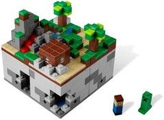 21102-1: Minecraft Micro World: The Forest