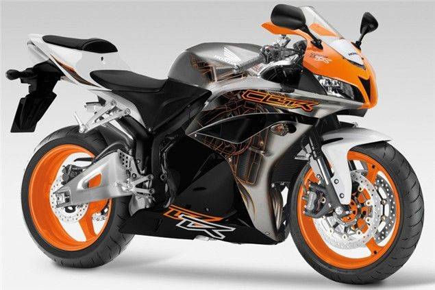 Honda CBR 1000RR - New Color Scheme. Reviwers say this is the easiest bike to ride 10/10.