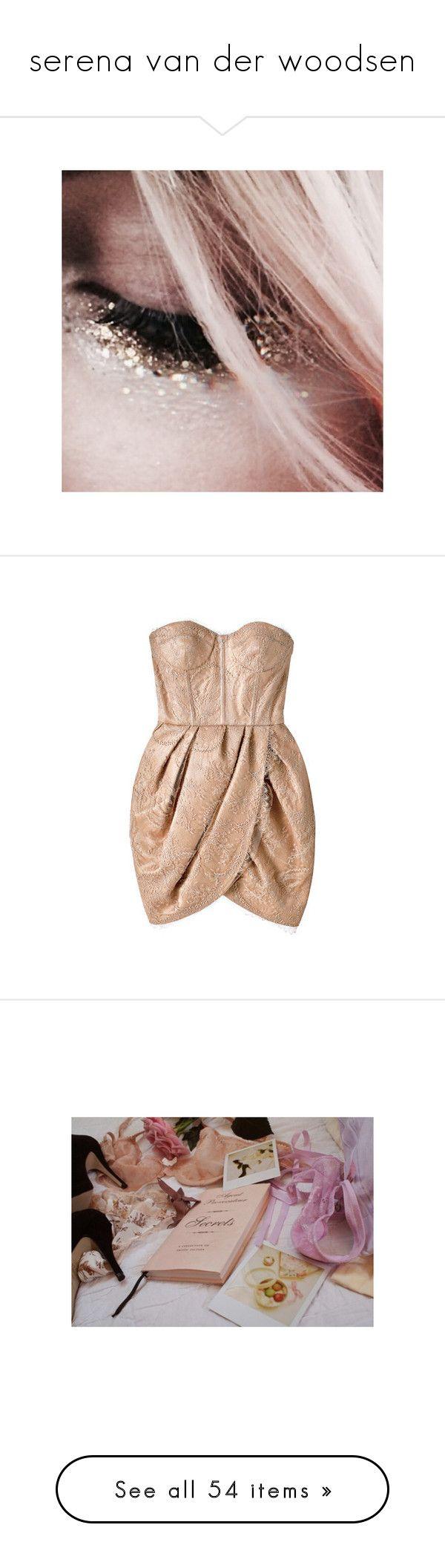 """serena van der woodsen"" by rosepunzels ❤ liked on Polyvore featuring tops, heart tops, brown top, dresses, vestidos, short dresses, платья, ruffle mini dress, floral dresses and summer day dresses"