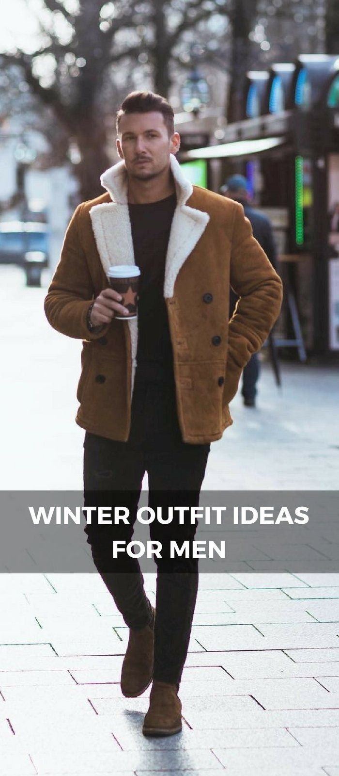 47353e96169 Winter outfit ideas for men Casual Outfits