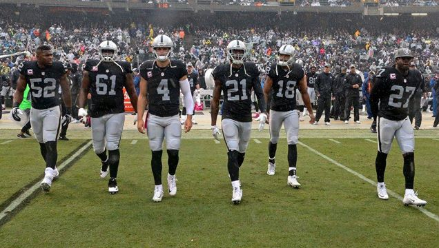 Raiders Snap Counts vs. Kansas City Chiefs: Cooper Puts On A Clinic, Mack Records Second Sack