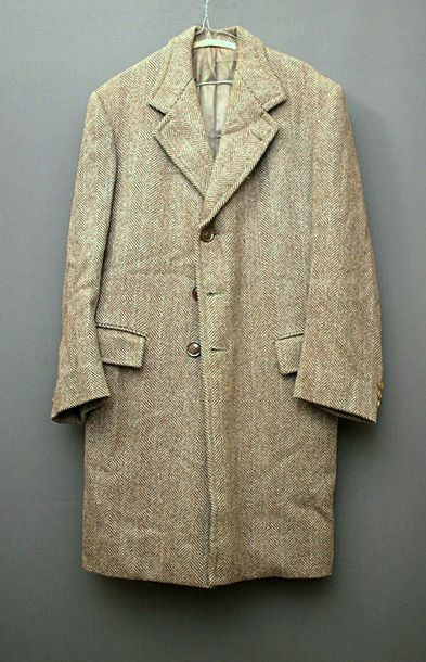 1950's tweed coat from The Mabs Collection