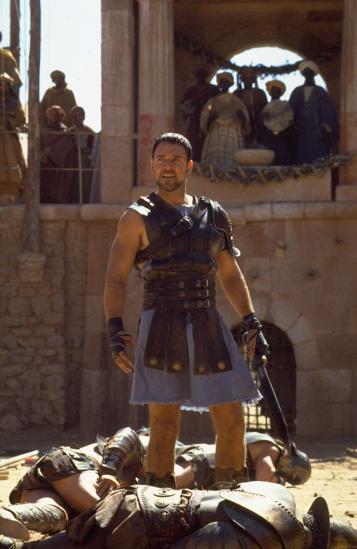 Gladiator. One of my favorites
