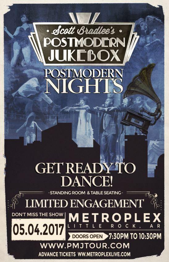 Little Rock, May 4: Scott Bradlee's Postmodern Jukebox