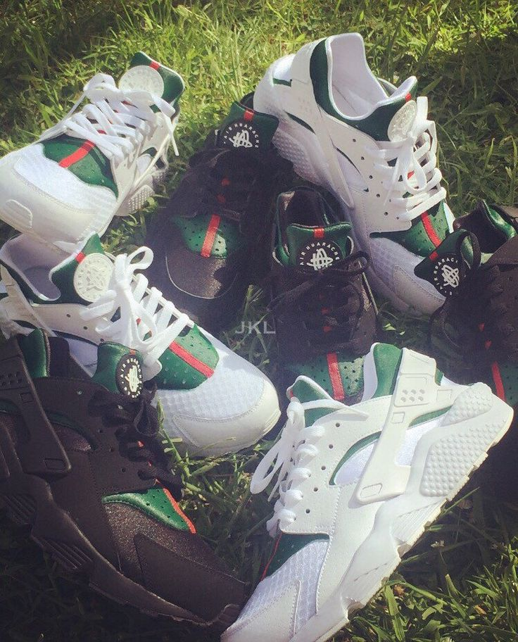 A Personal Favourite From My Etsy Shop Nike Huarache BasketGucciEtsy Custom