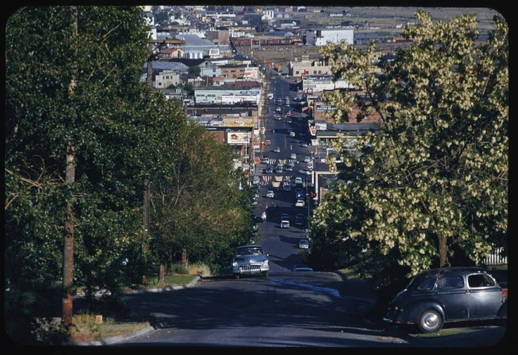 My mother lived on a street like this as a child this for Klamath falls jewelry stores