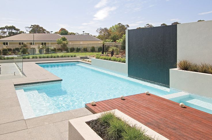 15 best solar pool and water heating images on pinterest for Pool designs victoria