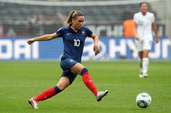 The nominees are: Camille Abily (France) – pictured. Melanie Behringer (Germany) Sara Däbritz (Germany) Amandine Henry (France) Saki Kumagai (Japan) Carli Lloyd (USA) Dzsenifer Marozsán (Germ…