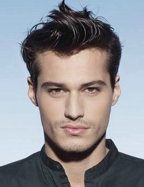2014 Hairstyles For Men Ideas
