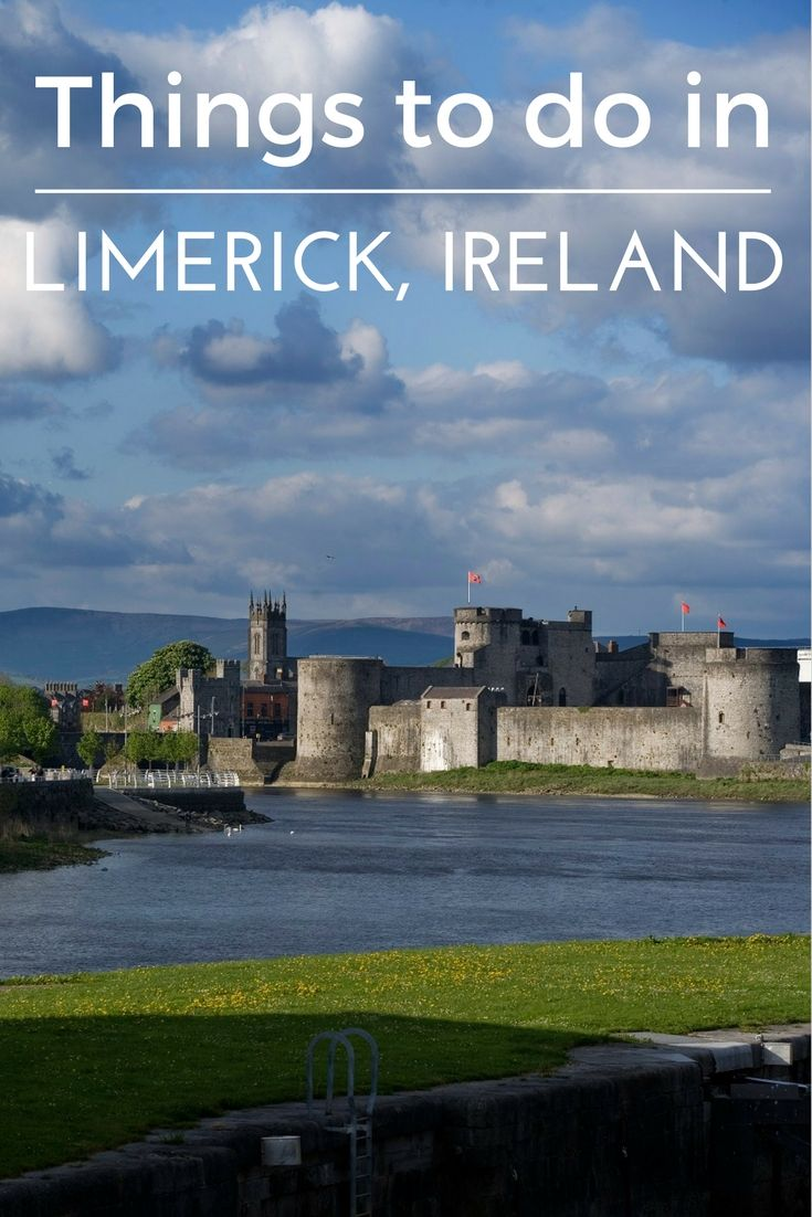 Around the World with GirlCrew in 40 Days: Things to do in Limerick, Ireland. Limerick You're a Lady. #LovelyLimerick