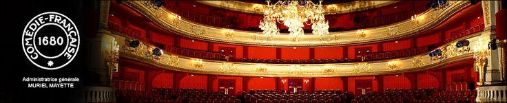 La Comédie-Française--Where Marguerite performed in The Scarlet Pimpernel :)