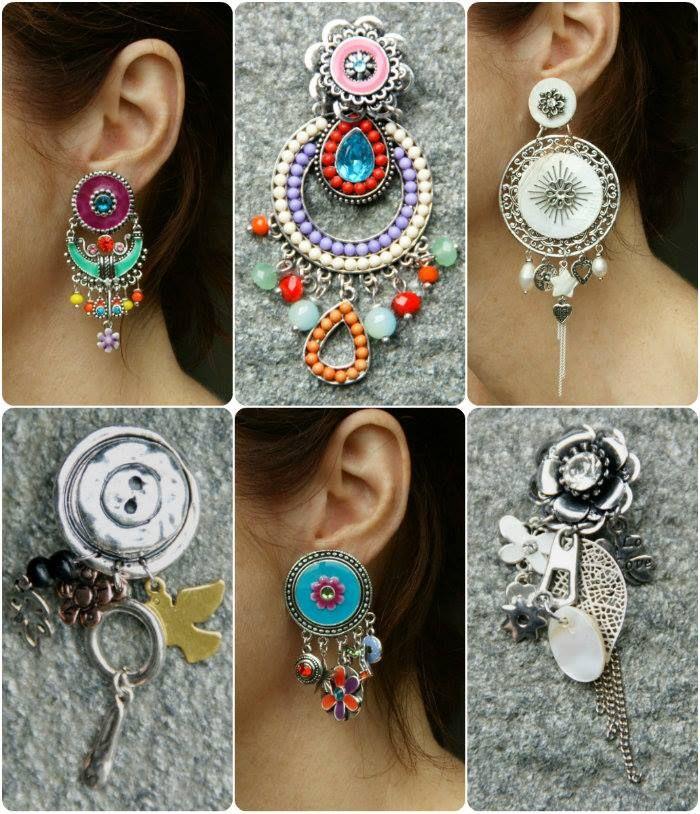 Clip oorbellen online
