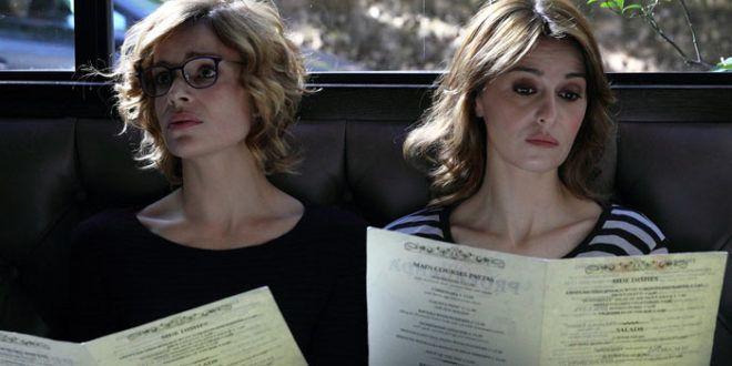 Paola Cortellesi e Micaela Ramazzotti nel film 'Qualcosa di nuovo'